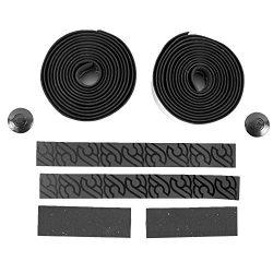 Cinelli Cork Ribbon Handlebar Tape, Black