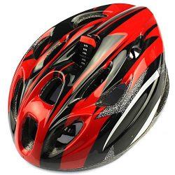 Buybuybuy Ultralight Adult Bike Helmet, Cycling Road Helmet with Safety Light, Adjustable 58-62c ...