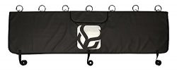Demon Bicycle Tailgate Pad with Bike Mechanic Apron Combo Pack (Large (62″ Wide) for Full  ...