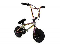 FatBoy Mini BMX Bicycle Assault Pro Neo Chrome