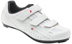 Louis Garneau – Chrome Bike Shoes, White, US (11.5), EU (46)