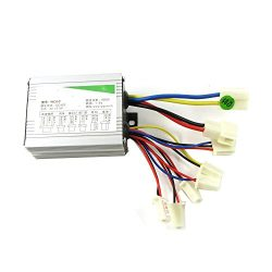 coinbuylot Brand new 48V 500W Motor Brush Controller for Electric Bicycle/Scooter E-bike