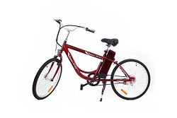 Yukon Trail Navigator MS-EBLAM24 Single Speed, Urban Street Bike