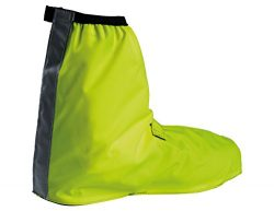 VAUDE Bike Gaiter Short – Waterproof Shoe Cover with Reflective Elements – Breathabl ...