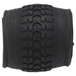 Bell 7091016 Flat Defense BMX Bike Tire, 20″ x 1.75-2.25″, Black