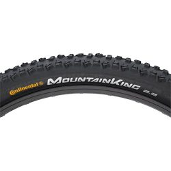 Continental 26″ Mountain King Performance Mountain Tire – BLACK, 26 X 2.2