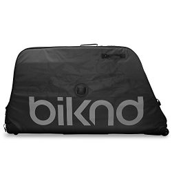 BIKND Jetpack XL Bike Travel Case for Air Travel Bicycle Protection – Grey