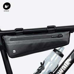 Rhinowalk Bike Bag Bike Frame Bag Waterproof Bike Triangle Bag Handlebar Bag Bicycle Pouch Under ...