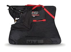 SCICON Travel Plus MTB Cycle Bag, Black, 125x90x22cm