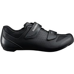 SHIMANO SH-RP1 Cycling Shoe – Men\'s Black; 47.0