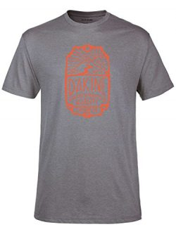 Dakine Tech T-Shirt – Men's Head Tube/Heather Dark Grey, M