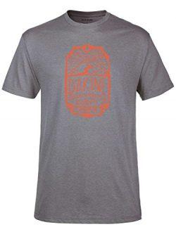 Dakine Tech T-Shirt – Men's Head Tube/Heather Dark Grey, M