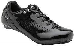 Louis Garneau – L.A. 84 Bike Shoes, Black, US (10.75), EU (45)