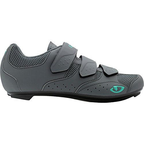 Giro Techne Cycling Shoes – Women's Titanium/Glacier 38