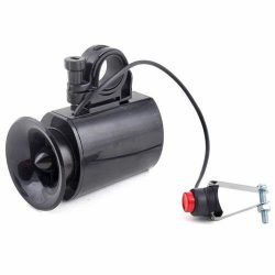 YOUNGFLY 6 Sounds Ultra-loud Bicycle Bike Electronic Bell Horn