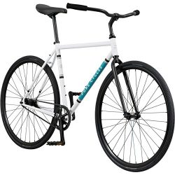 Pure Cycles 1-Speed Urban Coaster Bicycle, 58cm/Large, Reeves White