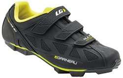 Louis Garneau Multi Air Flex Bike Shoes, Bright Yellow, US (12), EU (47)