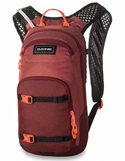 DAKINE Womens Session 8L Bike Hydration Backpack (Burnt Rose)