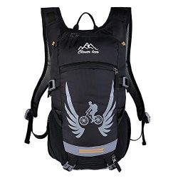Tuvana Cycling Backpack Riding Hydration Backpack Bike Rucksack Outdoor Sports Daypack for Bikin ...