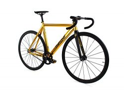 Throne Phantom (Limited) Series Complete Track Bike (Gold, 59)