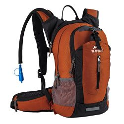 Hiking Insulated Hydration Backpack Pack with 2.5L BPA FREE Water Bladder- Keeps Liquid Cool up  ...