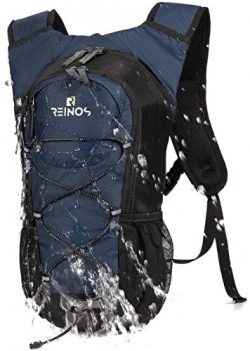 REINOS Hydration Backpack with 2L Bladder for Men & Women, Daypack with Thermal Insulation | ...