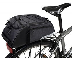 ArcEnCiel Waterproof Bike Bag Mountain Road Bicycle Bike Bag Cycling Double Side Rear Rack Tail  ...