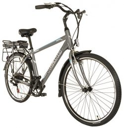Vilano Pulse Men's Electric Commuter Bike – 26-Inch Wheels