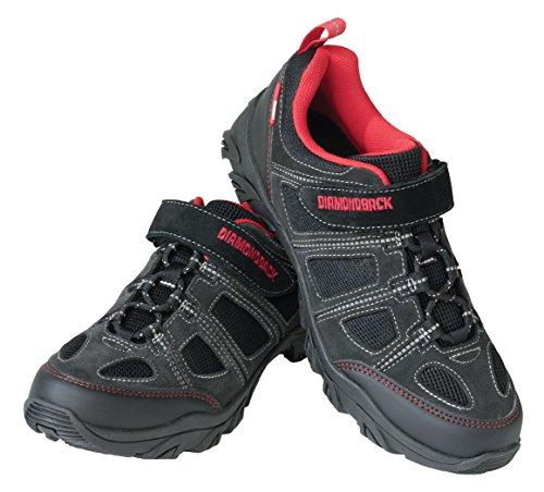 Diamondback Men's Trace Clipless Pedal Compatible Cycling Shoe, Size 43 EU/9.5 US