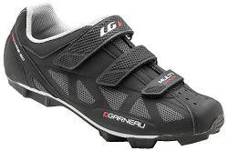 Louis Garneau Multi Air Flex Bike Shoes, Black, US (12), EU (47)