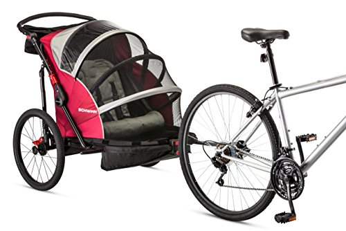 Schwinn Joyrider Double Bicycle Trailer
