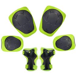 Child Protective,Kids/Youth Knee Pad Elbow Pads Guards Protective Gear Set Wrist Guards Toddler  ...
