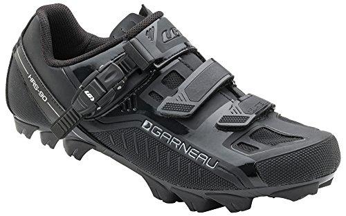 Louis Garneau – Slate MTB Bike Shoes, Black, US (13), EU (49)
