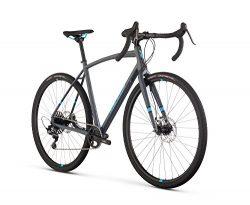 Raleigh Bikes Willard 2 All Road Bike, Grey, 56 cm/Medium