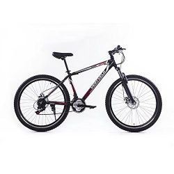 "ZOYO Mountain Bike 27.5"" Men's Bicycle Black Shimano 21 Speed Hybrid Bike Aluminum F ..."