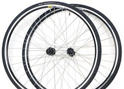 Mavic / Shimano Road Bike Wheel Set Mavic CXP22 700c Rims + FREE Continental Tires