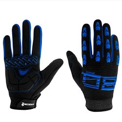 Pannow Winter Bike Gloves Outdoors Sport Gloves Mountain Bike Motorcycle Gloves for Women and Me ...