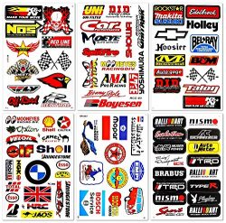 Auto Car Race Hot Rod Racer Performance Equipment Tool Automotive Motorsport Skateboard Bike Par ...
