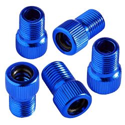 Bike Bits Presta Valve Adapter – Convert Presta to Schrader – French/UK to US – ...